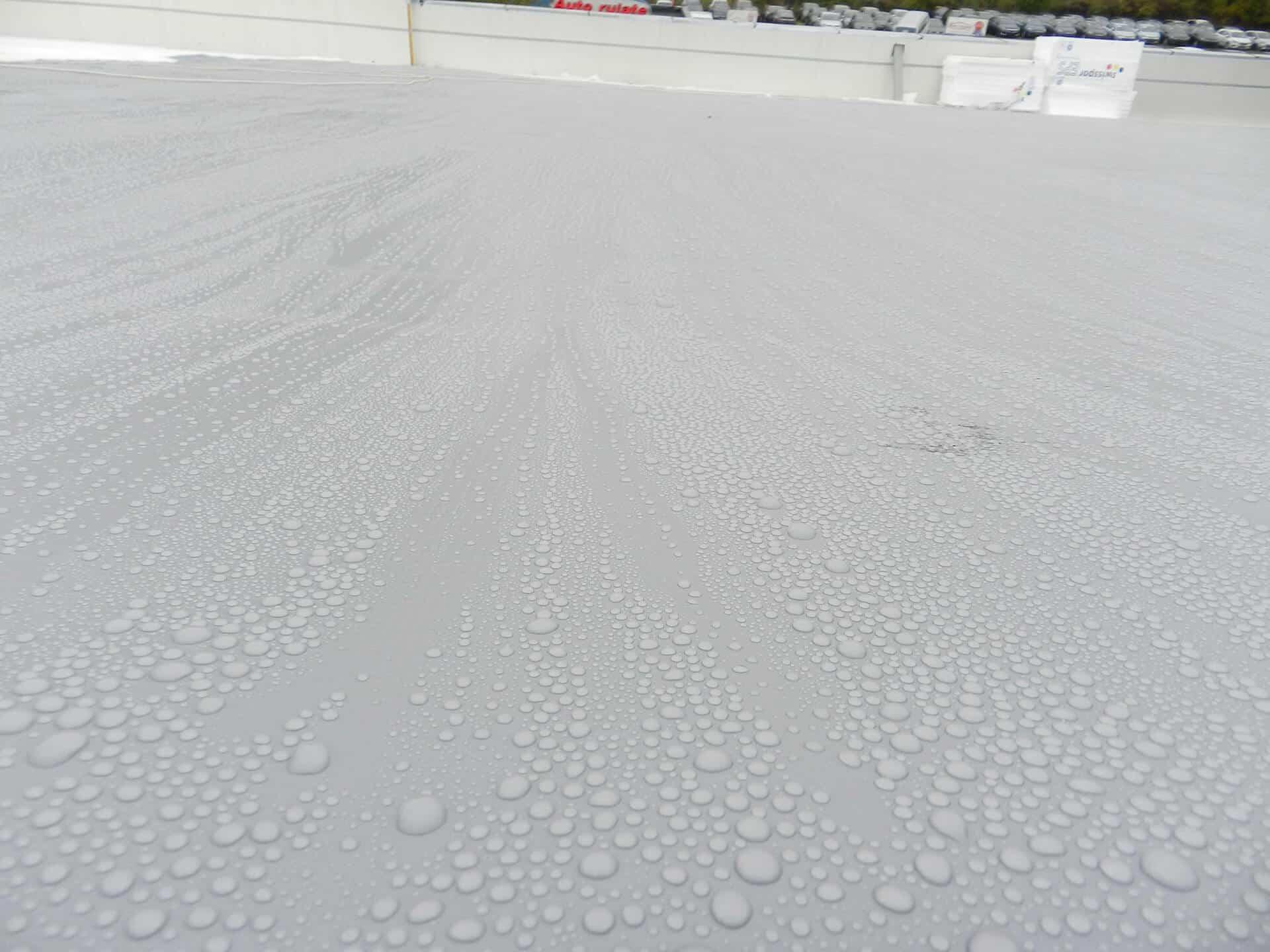 Hidroizolatie PVC cu produse Soprema